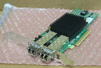 Dell Emulex LPE12002 PCI-e HBA Dual Port 8GB Full Height Fibre HBA C856M