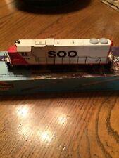 HO Scale Athearn 4659 Soo Line GP38-2 Diesel Locomotive 4434 C22330