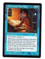 1x Ancestral Knowledge LP-NM MTG Weatherlight Magic The Gathering x1