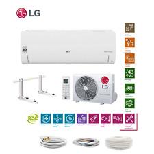 CONDIZIONATORE LG STANDARD s09eq muro dispositivi-Set 2,5kw r32