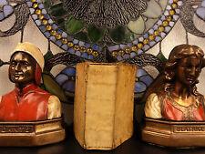 1568 Moralia Apophthegmata PLUTARCH & Diogenes Laertius Stephanus Geneva Greek