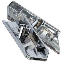 R+L Headlight Washer Nozzle Cover Chrome Fit For LEXUS GS300 GS350 GS430 2006-11