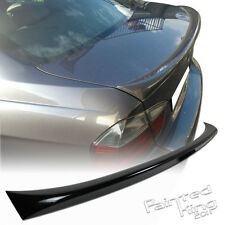 --Painted For BMW 3-Series E90 OE-Type 4DR Sedan Rear Trunk Lip Spoiler 475