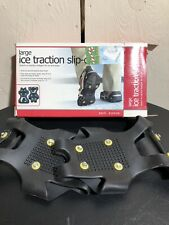 Ice Traction Slip-ons Men's and Women's Size Large Brand New
