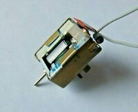 HO Ersatzteil Motor Mabushi flach ohne Angabe evtl. 4 V =