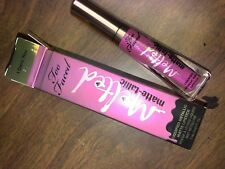 TOO FACED * I DARE YOU * MELTED MATTE-TALLIC LIQUIFIED LIPSTICK - NIB