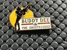 pins pin BADGE MUSIQUE BUDDY DEE THE GHOSTRIDERS