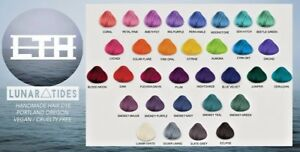 Lunar Tides Hair Colors 26 Different colors available