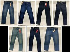 Brand New with Tag Levi's Men's Jeans Multiple Sizes Lots Deal
