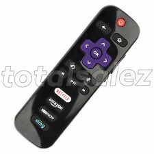 For New RC280 LED HDTV Remote Control TCL ROKU TV with HBONOW Sling Netflix