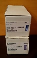 2Stk Bihl Wiedemann BWU2770  AS-i Digitaleingangsmodul, IP67, M12, 8E Neuware