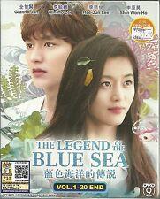 THE LEGEND OF THE BLUE SEA - COMPLETE KOREAN TV SERIES DVD BOX SET ( 1-20 EPS)