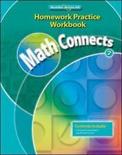 Math Connects, Grade 2, Homework Practice Workbook ELEMENTARY MATH CONNECTS