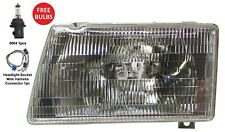 New Passenger Side Headlight w/Adjusters FOR Peterbilt 377 385 375