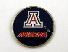 5 NCAA Collegiate Golf Ballmark Ballmarker Ball mark ballmark Arizona Blue