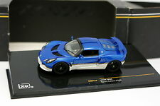 Ixo 1/43 - Lotus Exige Sprint Edition 2006 Azul