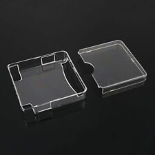 Plastic Clear Case Hard Cover Anti Scratch for Game Boy Advance GBA SP Only