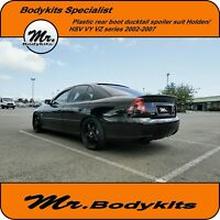 Mr. Plastic Rear Boot Ducktail Spoiler-Holden VY VZ Commodore SS/S/SV8.Sedan/559