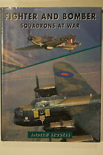 WW2 British RAF Fighter and Bomber Squadrons at War Combat Reference Book