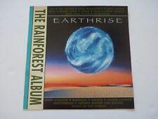 Earthrise The Rainforest Album LP Record Photo Flat 12X12 Poster