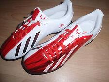 Adidas neue Fußballschuhe  Multinocken  F5 TRX Messi rot/weiß Größe 36 2/3