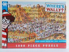 Paul Lamond 1000 piece jigsaw - 'Where's Wally? – The Last Day of the Aztecs'