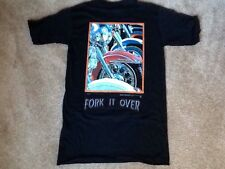 Harley Davidson Vintage Fork It Over Shirt Nwot Men's Large