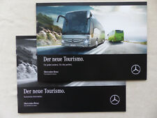 Mercedes-benz tourismo autobús chocó-folleto + datos técnicos brochure 06.2017