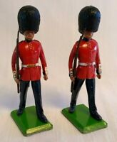 Britains Ltd Royal Guard Queen's Guard Toy Soldiers Lead Metal England