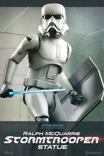 Star Wars Stormtrooper Ralph McQuarrie Statue SIDESHOW TOYS