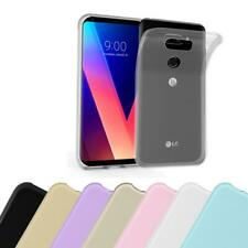 Silicone Case for LG V30 Shock Proof Cover Ultra Slim TPU Gel