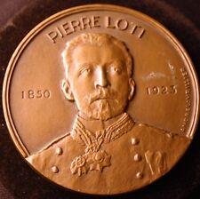 Cie Des Messageries Maritimes SS PIERRE LOTI Medal 1953