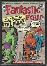Fantastic Four (2) steel fridge magnet    (sd)