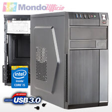 PC Computer Intel i5 8500 6 Core - Ram 8 GB DDR4 - ASRock - USB 3.0