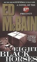 Eight Black Horses Mass Market Paperbound Ed McBain