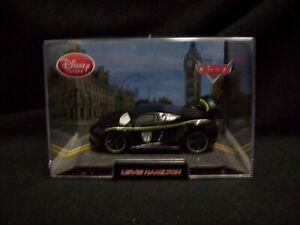 Disney Pixar Cars 2 Disney Store Exclusive Lewis Hamilton McLaren.