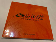NEON GENESIS EVANGELION 2.0 2-DISC ANIMATION SERIES ANIME GAME OST CD SOUNDTRACK