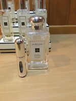Jo Malone Nutmeg & Ginger Perfume 5ml Refillable Silver Atomiser