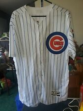 New Javier Baez #9 Chicago Cubs Flex Base  Men's Jersey White size 48