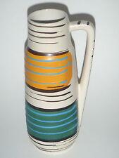 SCHEURICH 275-20 Keramik Vase - Mid Century West German Pottery rare design