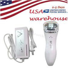 USA SHIP High Intensity Focused Ultrasound Ultrasonic HIFU RF LED Facial Machine