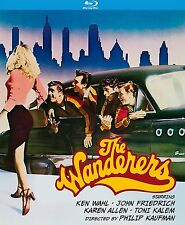 THE WANDERERS (Ken Wahl) 2 disc - BLU RAY - Region A - Sealed