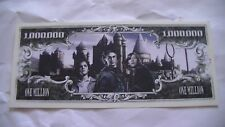Billet Harry Potter 1 million dollar US!