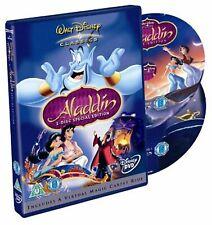 ALADDIN 2 DISC SPECIAL EDITION BOX SET WALT DISNEY CLASSICS UK DVD NEW