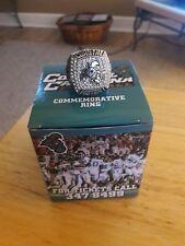 Coastal Carolina Football Commemorative Ring 2013 (Replica Ring)