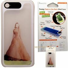 for iPhone 5 5s lifebox snap in trendy flash in dark case lady floating dust