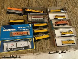 HO Scale - Various Denver Rio Grande Freight and Passenger Rolling Stock