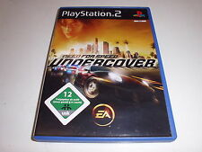 PlayStation 2   PS2  Need for Speed: Undercover von Electronic Arts GmbH