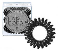Invisibobble True Black Original 3 pieces