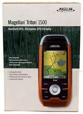 New listing New Magellan Triton 1500 Hiking Gps Set Map geocache hunting waterproof